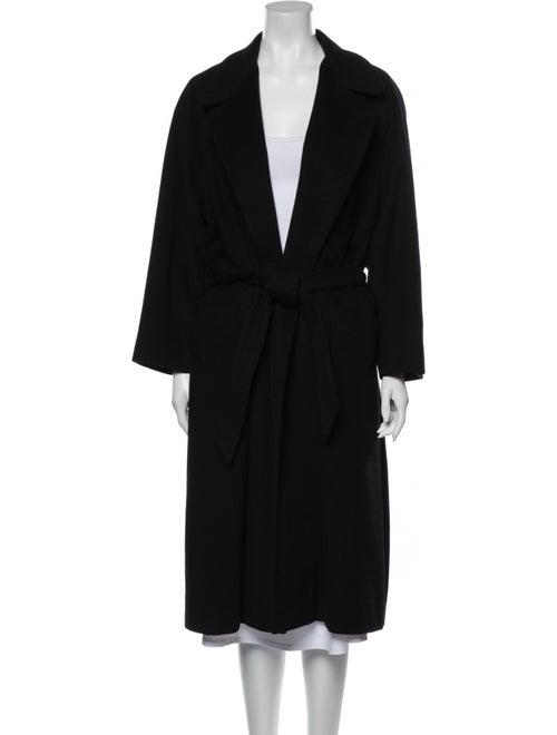 Christian Dior Vintage Trench Coat Black