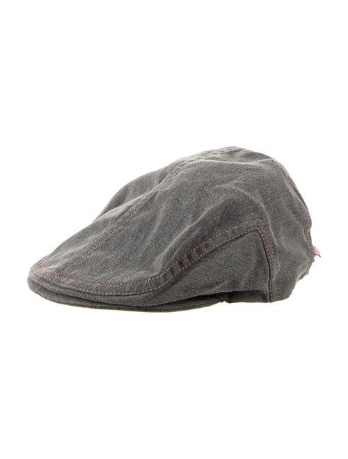 Christian Dior Denim Cap Hat Grey