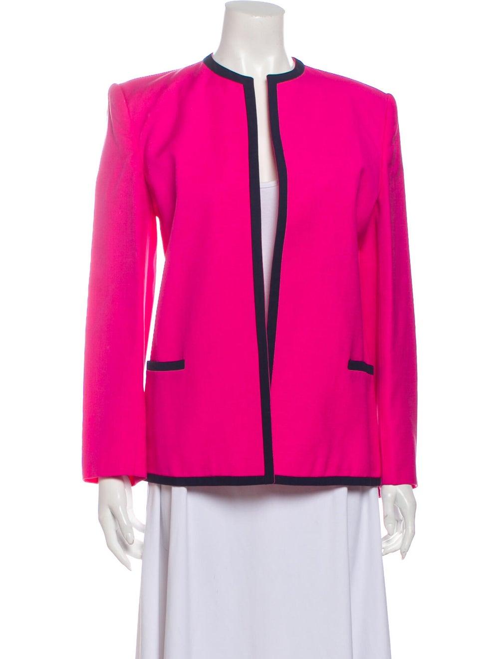 Christian Dior Vintage Blazer Pink - image 1