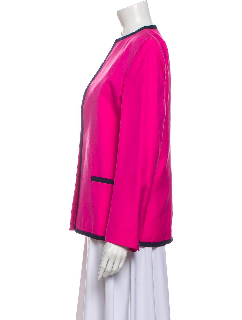 Christian Dior Vintage Blazer Pink - image 2