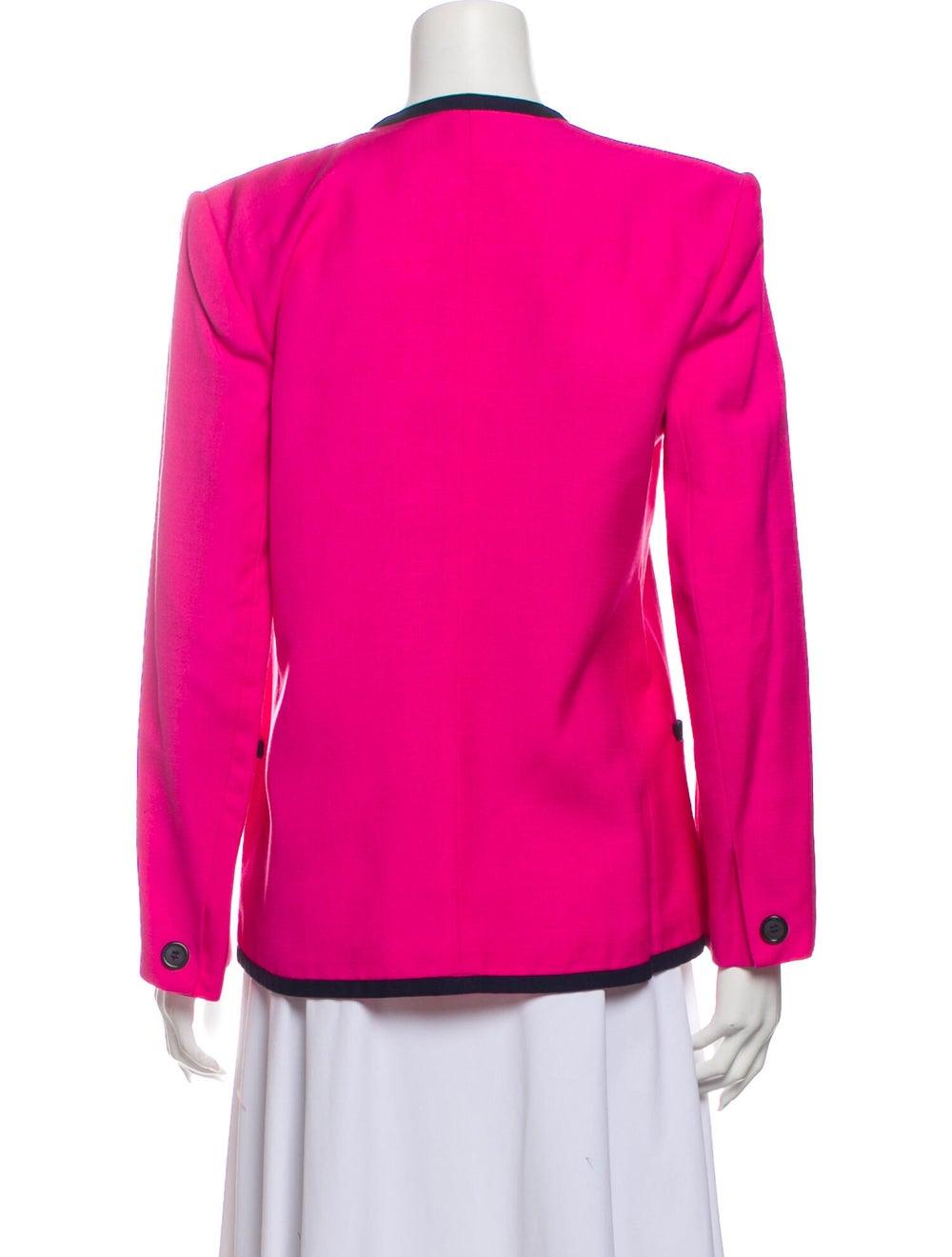 Christian Dior Vintage Blazer Pink - image 3
