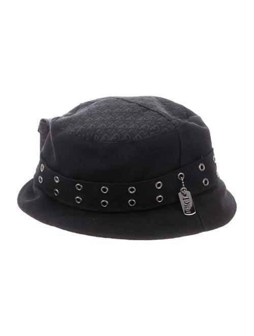Christian Dior Street Chic Bucket Hat Black