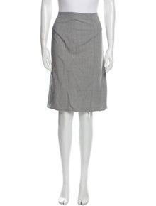 Christian Dior Vintage Knee-Length Skirt