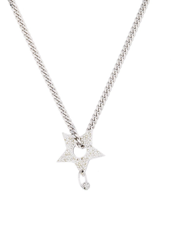 Christian dior star pendant necklace necklaces chr24074 the star pendant necklace aloadofball Choice Image