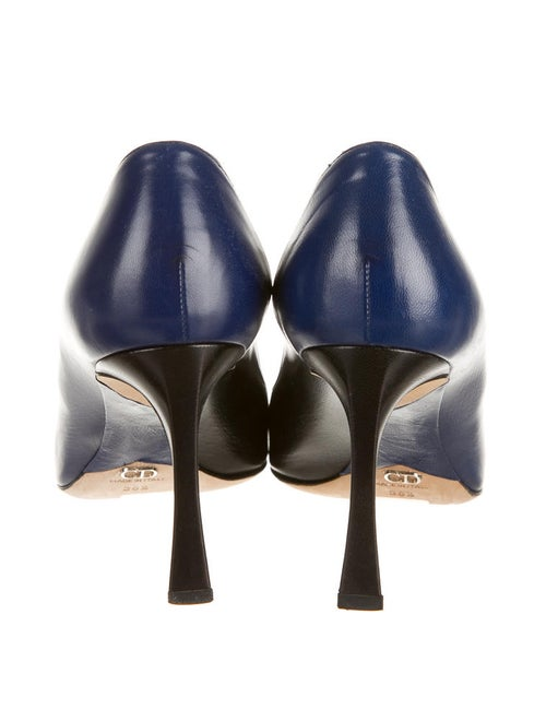 cdb9dab9df Christian Dior Songe Pumps - Shoes - CHR26045 | The RealReal