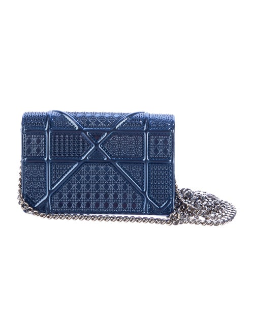 6a2970d48aa Christian Dior Diorama Baby Pouch - Handbags - CHR27513   The RealReal