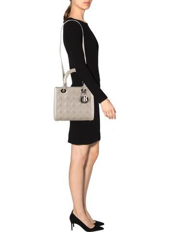 Medium Lady Dior Tote