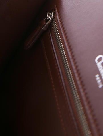 Medium Crocodile Diorama Bag w/ Tags