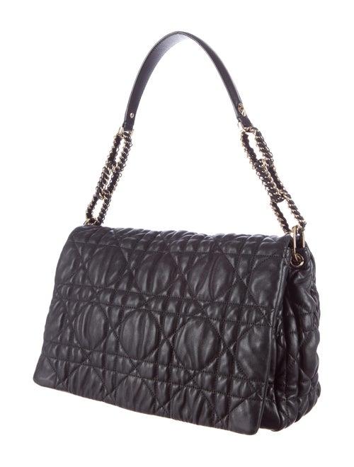 47060ce892e5 Christian Dior Cannage Gaufre Delidior Bag - Handbags - CHR33760 ...