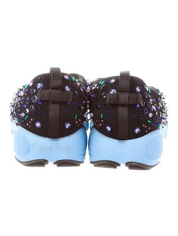 Sequinned Fusion Sneakers