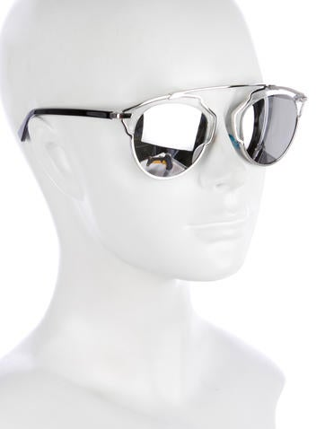 Reflective So Real Sunglasses