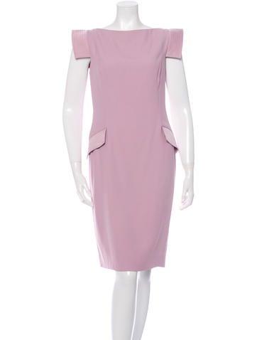 Sleeveless Midi Dress