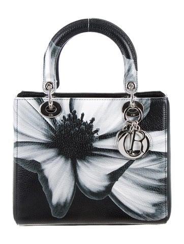 Medium Flower Lady Dior