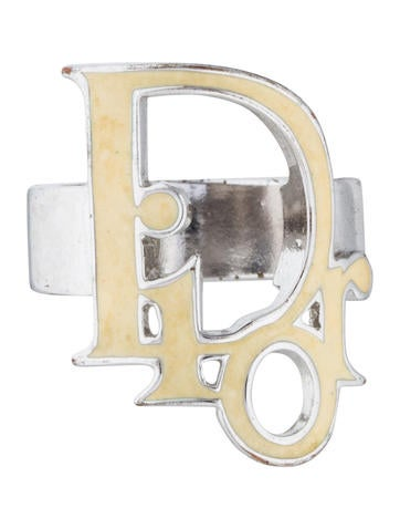 Enamel Logo Ring