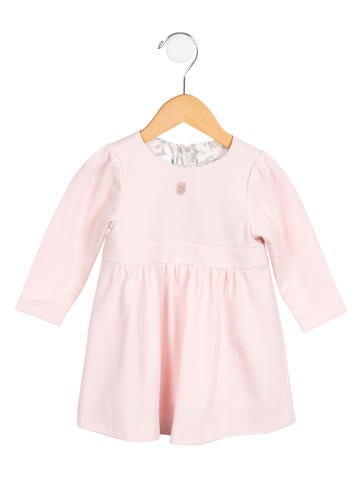 Christian Dior Girls' Long Sleeve Dress None