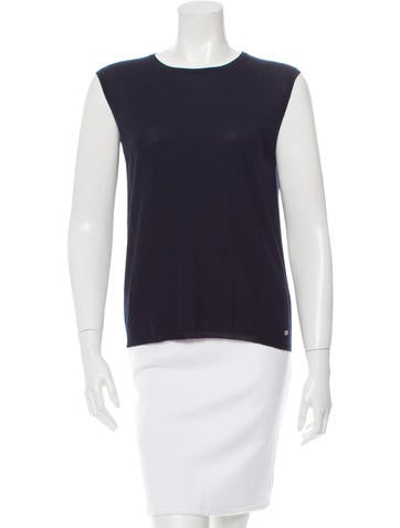 Christian Dior Cashmere Knit Top w/ Tags None
