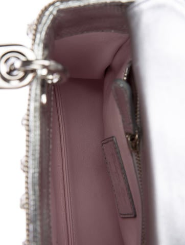 Mini Lizard Lady Dior Bag