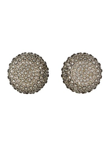 Mise en Dior Tribale Earrings
