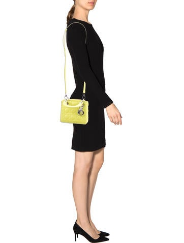 Cannage Mini Lady Dior