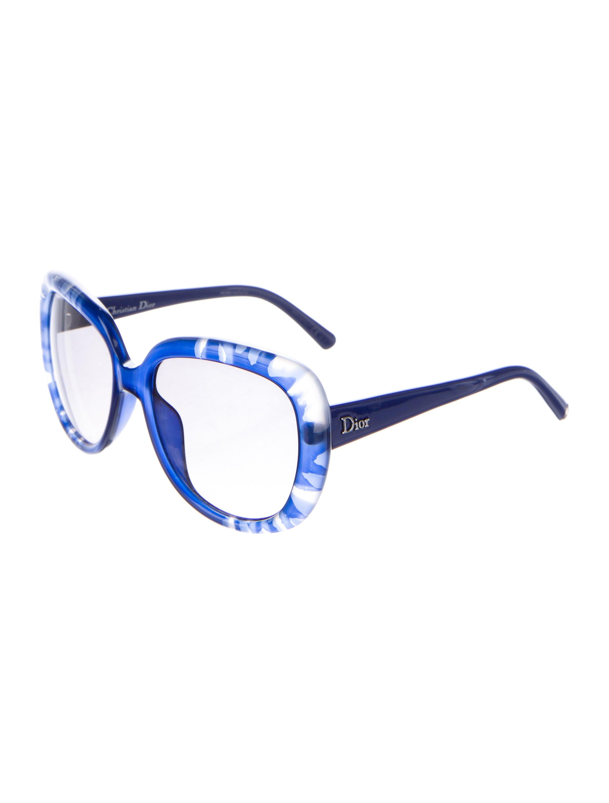 58e20ba014c Christian Dior Tie Dye Butterfly Sunglasses - Accessories - CHR45382
