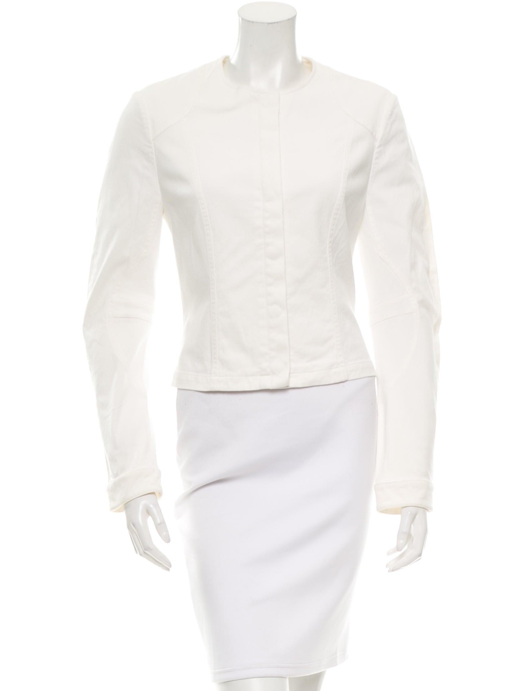Christian dior button up denim jacket clothing for Christian dior button up shirt