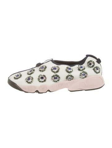 Fusion Embellished Sneakers