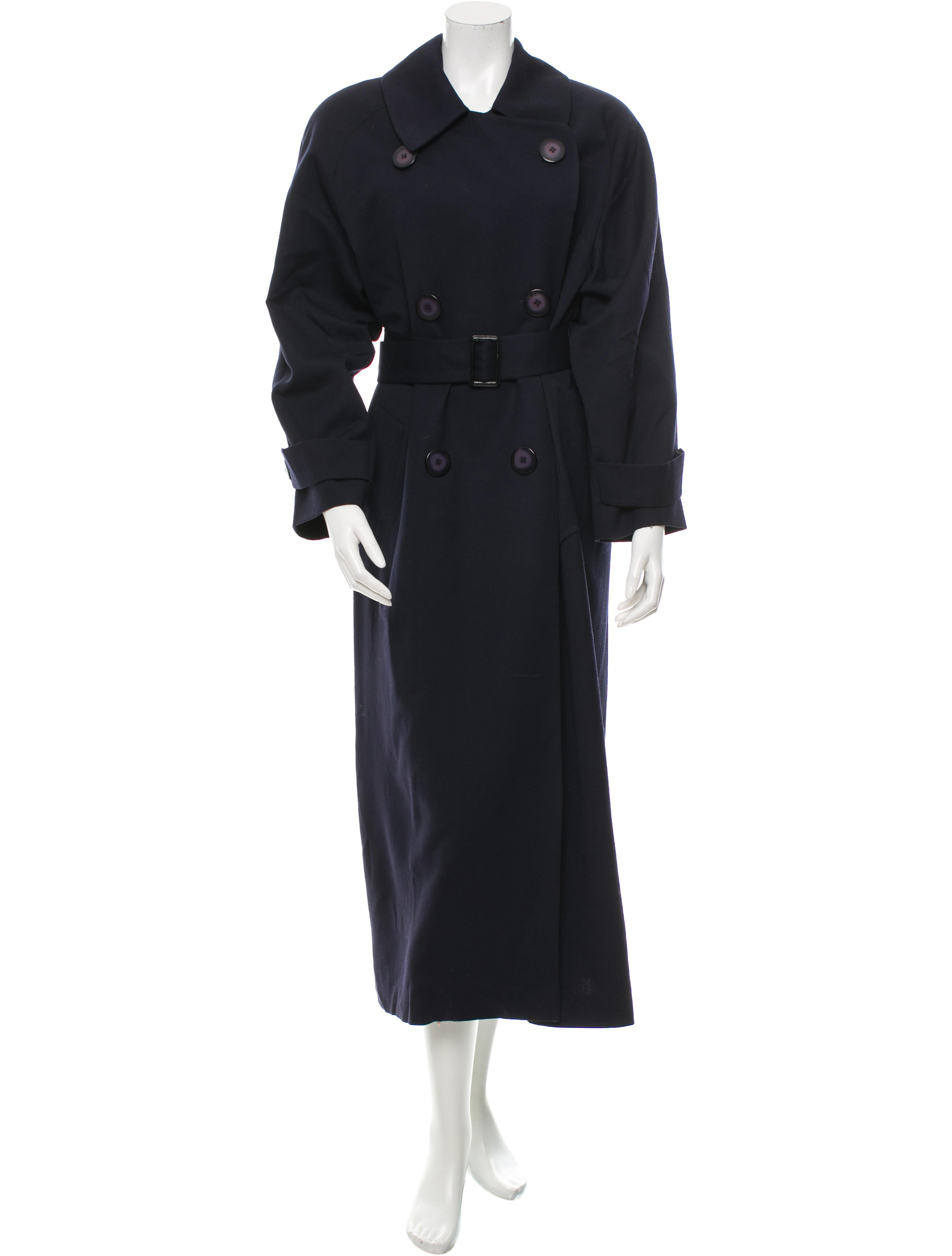 Christian dior button up trench coat clothing chr45463 for Christian dior button up shirt