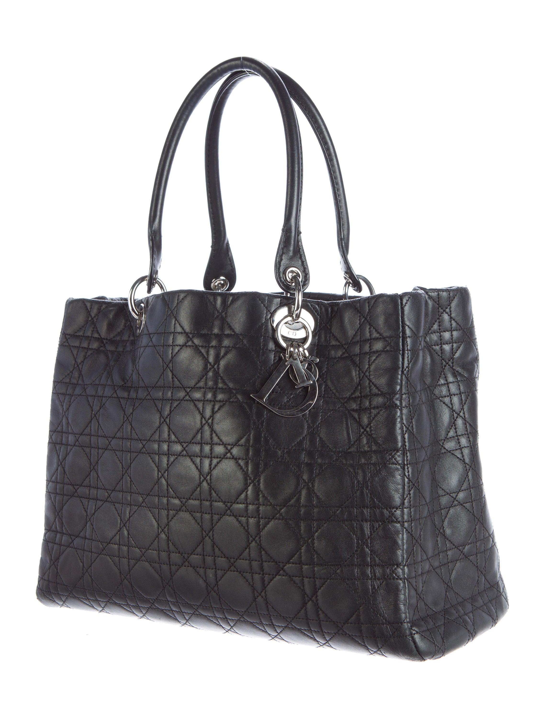 Christian Dior Soft Lady Dior Bag - Handbags - CHR45695 ...