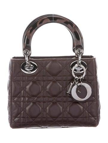 Innovative Christian Dior Medium Lady Dior Bag  Handbags  CHR33269  The