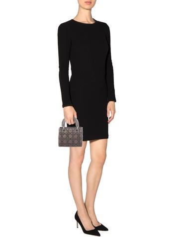 Embellished Mini Lady Dior Bag