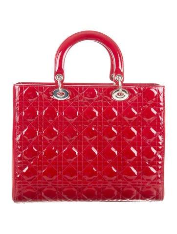 Large Lady Dior Bag