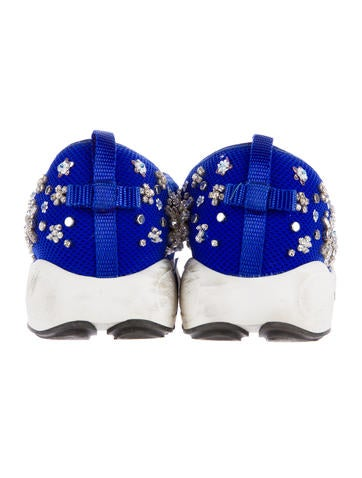 Embellished Fusion Sneakers