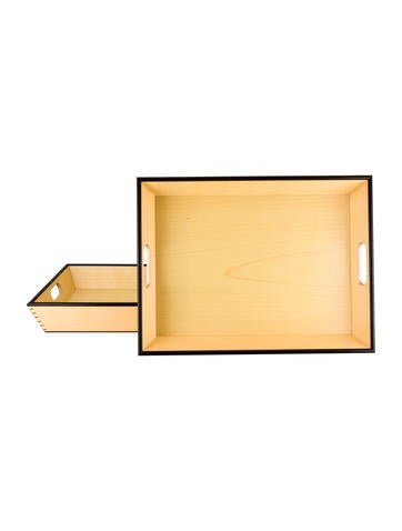 Christian Dior Wooden Trays Decor And Accessories