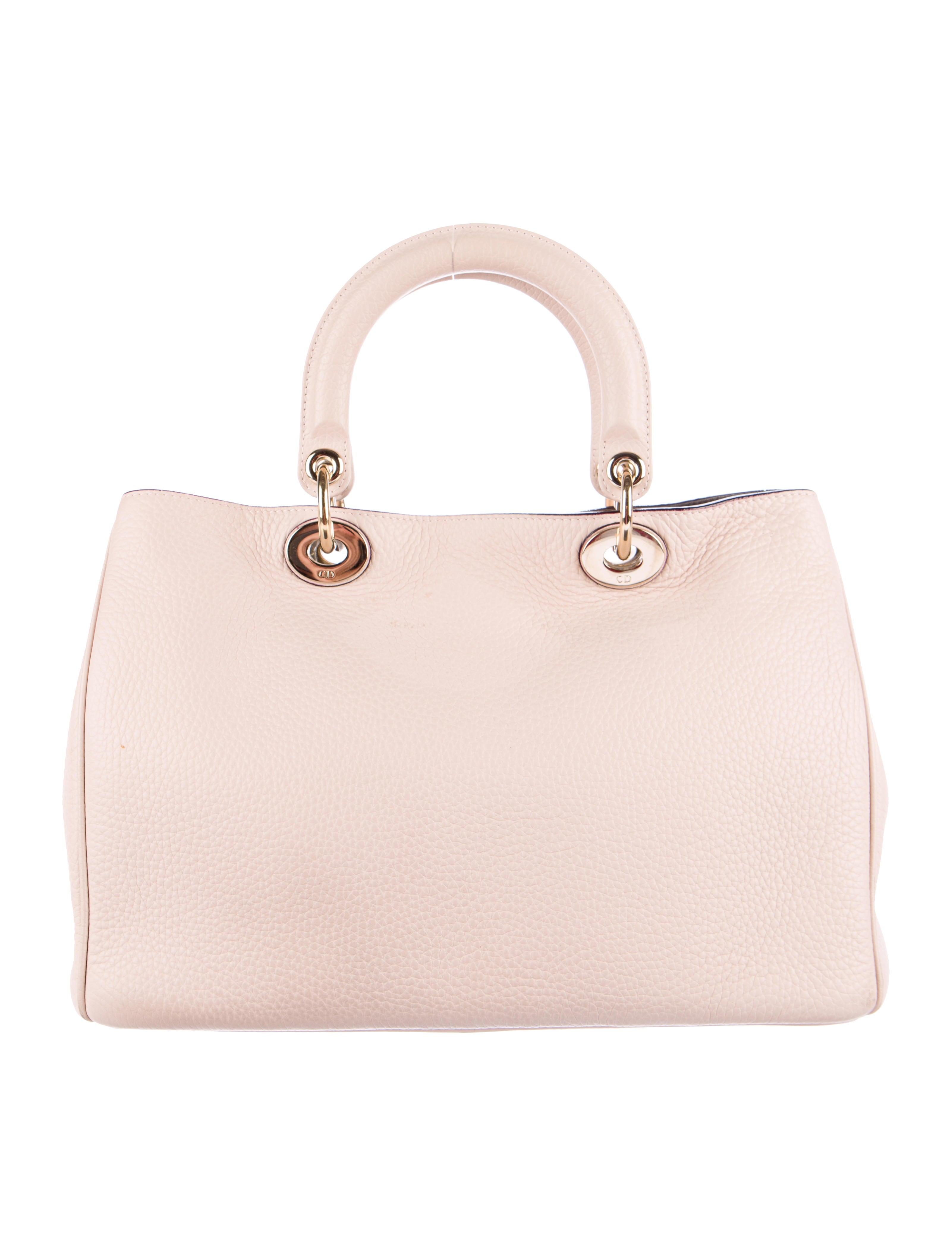 Christian Dior Medium Diorissimo Bag - Handbags - CHR47582 ...