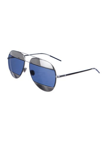 Split 1 Mirrored Aviators