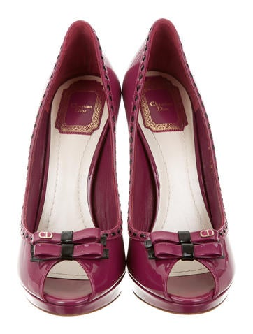 Idyll Bow-Embellished Pumps w/ Tags