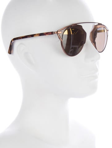 So Real Aviator Sunglasses