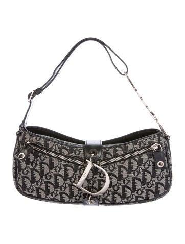Christian Dior Denim Diorissimo Handle Bag
