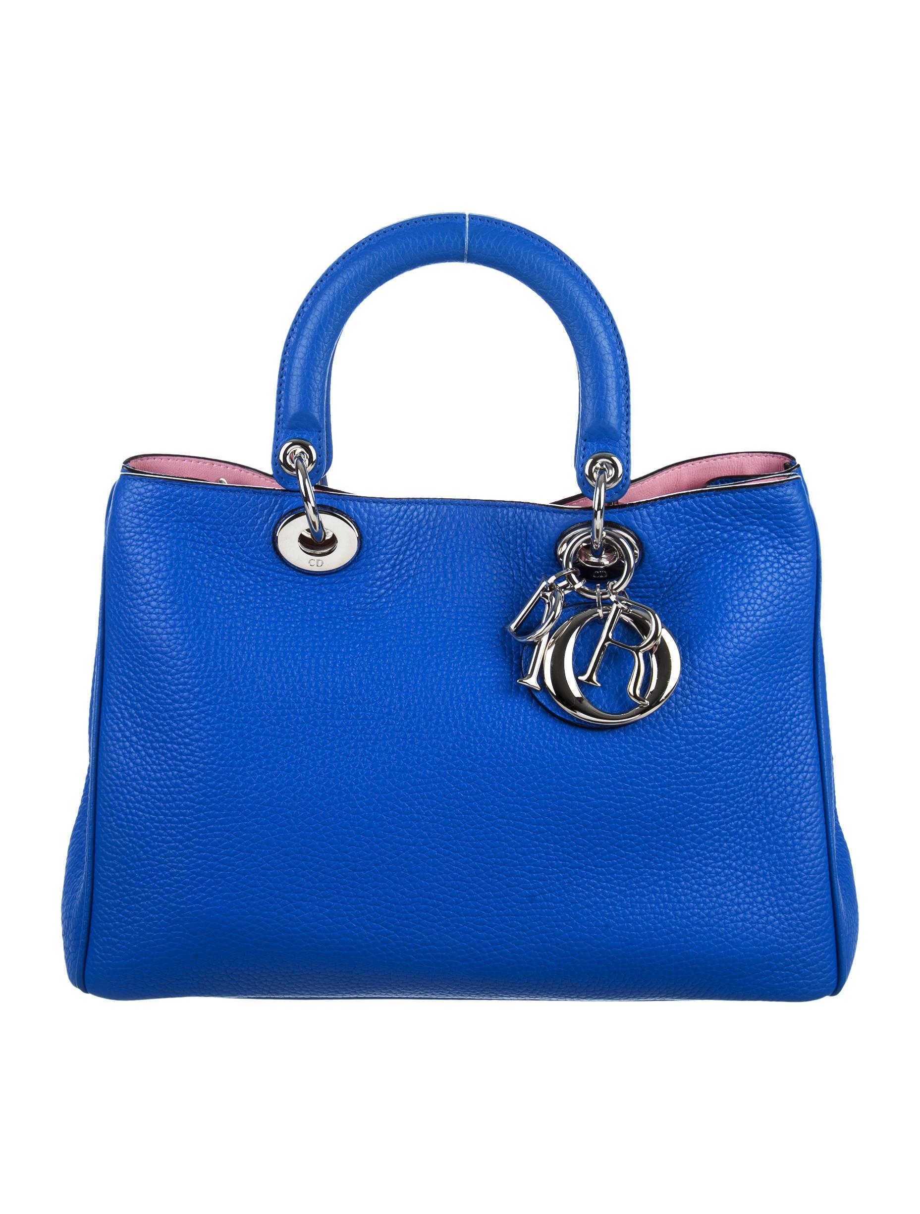 Christian Dior Medium Diorissimo Bag - Handbags - CHR48609 ...