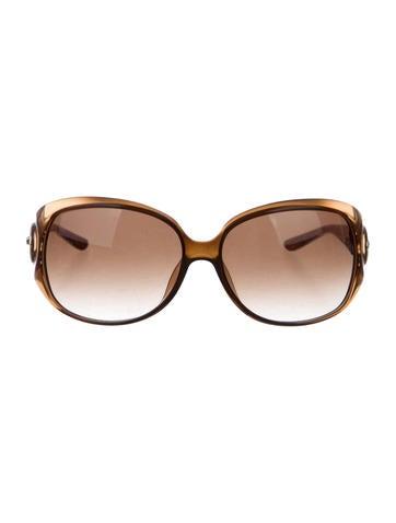 Christian Dior Lady 1 Oversize sunglasses