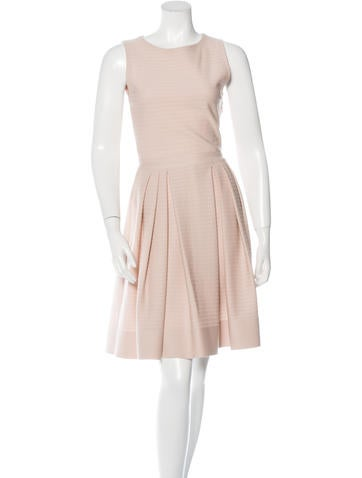 Christian Dior Wool A-Line Dress