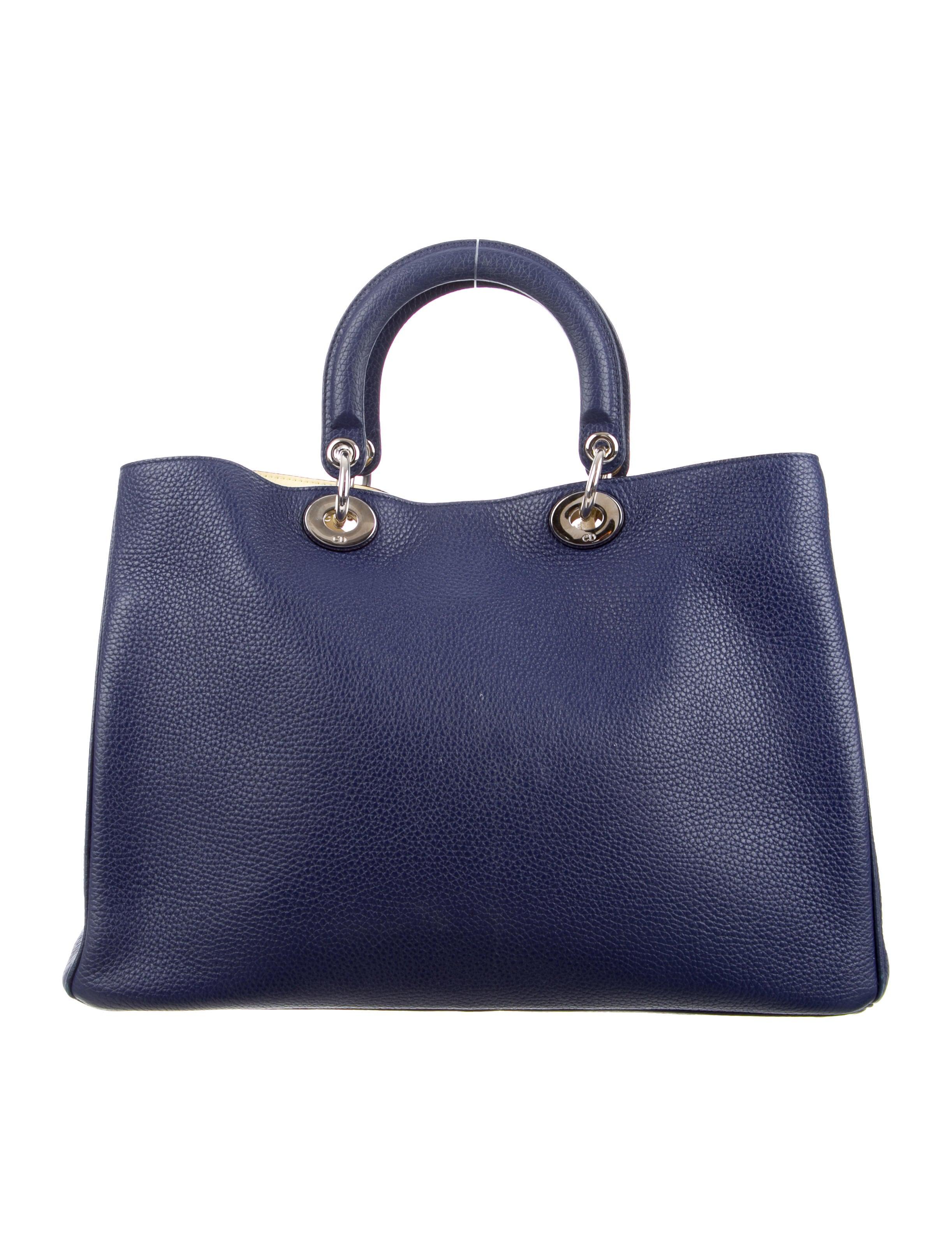 Christian Dior Medium Diorissimo Bag - Handbags - CHR49757 ...