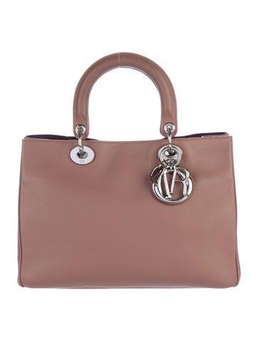 Christian Dior Medium Diorissimo Bag - Handbags - CHR49861 ...