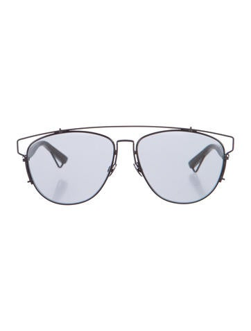 Christian Dior Technologic Tinted Sunglasses