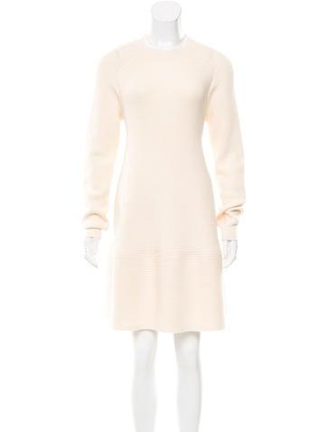 Christian Dior Wool Sweater Dress None