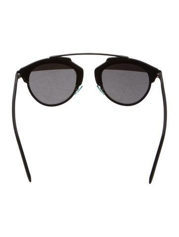 So Real Split Sunglasses