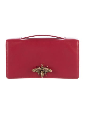 Christian Dior Spring 2017 Bee Pouch w/ Tags