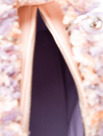 Medium Tweed Lady Dior Bag