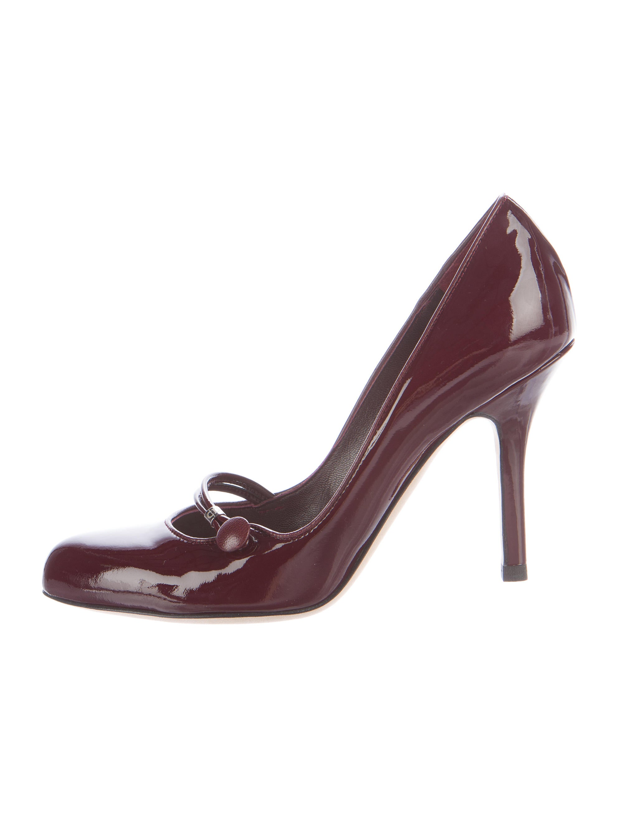 buy cheap exclusive Christian Dior Patent Mary Jane Pumps cheap price outlet sale LMxRJubRa