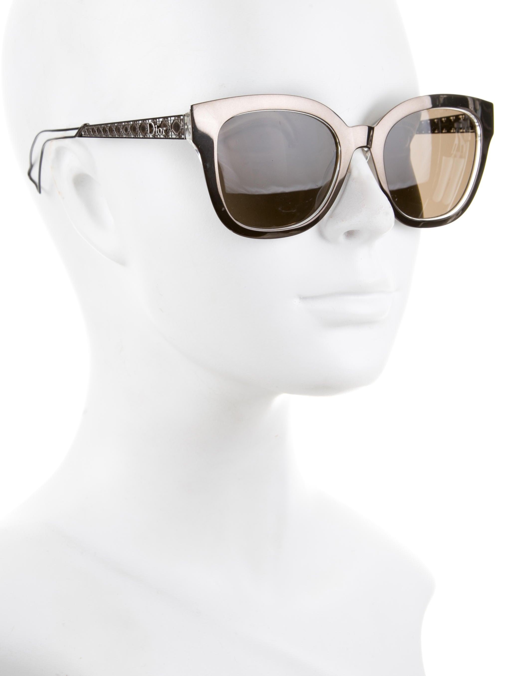 74f4e9b6858ae Christian Dior Diorama Sunglasses